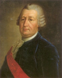 Соймонов, Фёдор Иванович